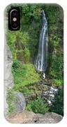 Barr Creek Falls IPhone Case