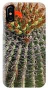 Barrell Cactus II IPhone Case