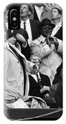 Baseball Crowd, 1962 IPhone Case