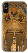 Basilica Of The Sacred Heart IPhone Case