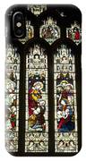 Bath Abbey Stained Glass IPhone Case