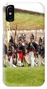 Battle 3 IPhone Case