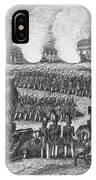 Battle Of Chapultepec IPhone Case