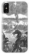 Battle Of Chickamauga 1863 IPhone Case