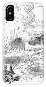 Battle Of Fort Erie, 1814 IPhone Case