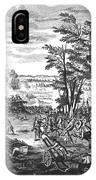 Battle Of Malplaquet, 1709 IPhone Case