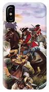 Battle Of Sedgemoor IPhone Case
