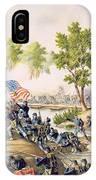 Battle Of Spottsylvania May 1864 IPhone Case