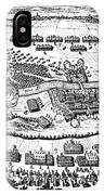 Battle Of Steinau, 1633 IPhone Case