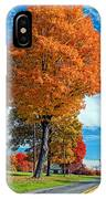 Battle Of The Maples 2 IPhone Case