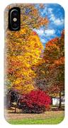 Battle Of The Maples IPhone Case