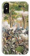 Battle Of The Wilderness May 1864 IPhone Case