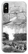 Battle Of Trafalgar, 1805 IPhone Case