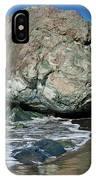Beach Rock IPhone Case