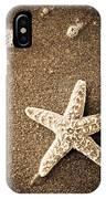 Beach Star IPhone Case