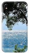 Beautiful Morning On The Lake IPhone Case