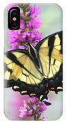 Beautiful Swallowtail IPhone Case