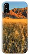 Beauty Of The Badlands IPhone Case