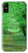 Beechwood Grove IPhone Case