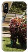 Begonia Horse IPhone Case