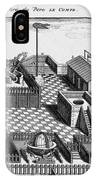 Beijing Ancient Observatory, 1747 IPhone Case