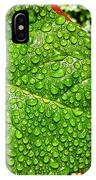 Bejewelled By Rain  IPhone Case