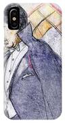 Bela Lugosi IPhone Case