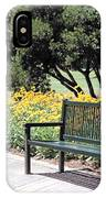 Benches  IPhone Case
