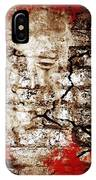 Beneath Faiths Wall IPhone Case