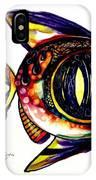 Benedict The Sixteenth Fish IPhone Case