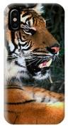 Bengal Tiger - Teeth IPhone Case