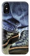 Bennys Boots IPhone Case
