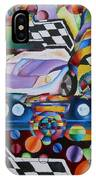 Ben's Car Show IPhone Case
