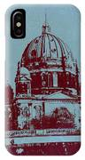 Berlin Cathedral IPhone Case