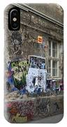 Berlin Graffiti - 1 IPhone Case