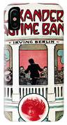 Berlin: Ragtime Band, 1911 IPhone Case