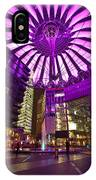 Berlin Sony Center IPhone Case