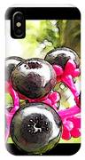 Berry Burst   Poke Berries IPhone Case