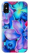 Berry Lilac IPhone Case