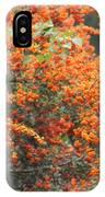 Berry Orange IPhone Case