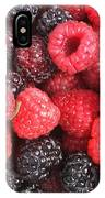 Berry Party IPhone Case