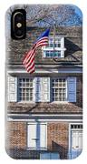 Betsy Ross House IPhone X Case