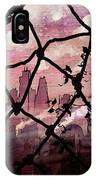 Beyond The Chain Link IPhone Case