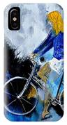 Bicycle 77 IPhone Case