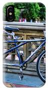 Bicycle Built For Two IPhone Case