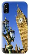 Big Ben And Palace Of Westminster IPhone Case