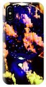 Big Blue Globe Thingee IPhone Case