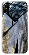 Big City Reflections IPhone Case