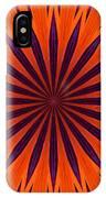 Big Orange IPhone Case