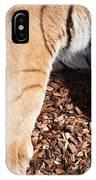 Big Paws IPhone Case